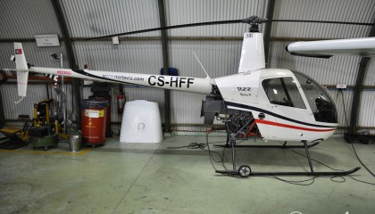 Robinson R22 Beta CS-HFF