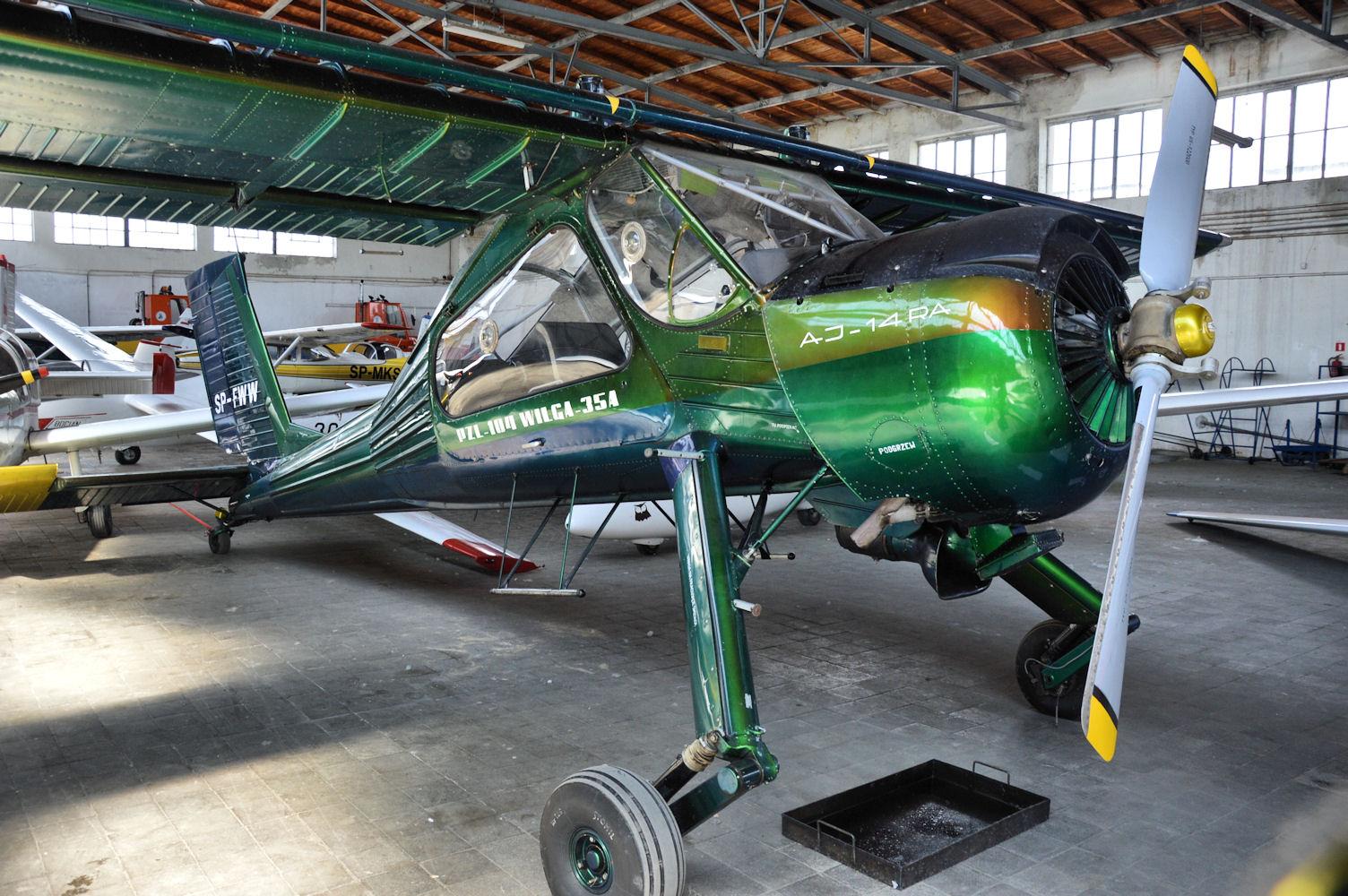 PZL 104 Wilga 35A SP-FWW   Sold aircraft   Plane4You