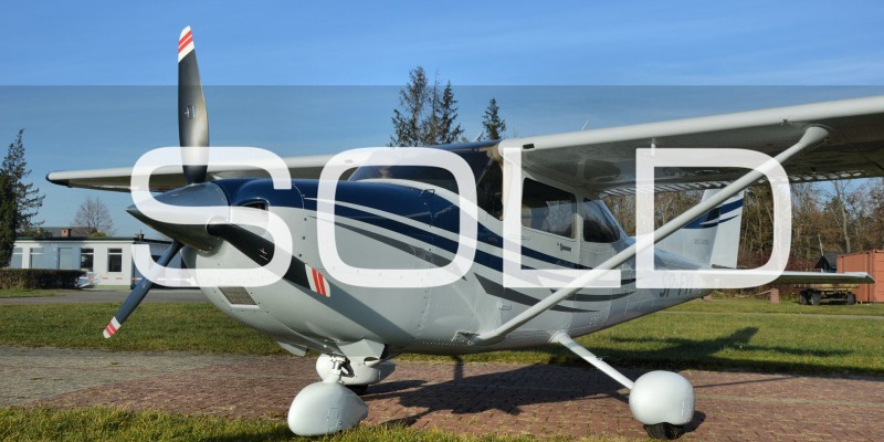 Cessna 182T SP-FYI