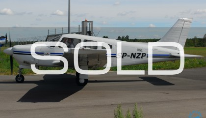 1. PA28R 201 Arrow SP-NZP