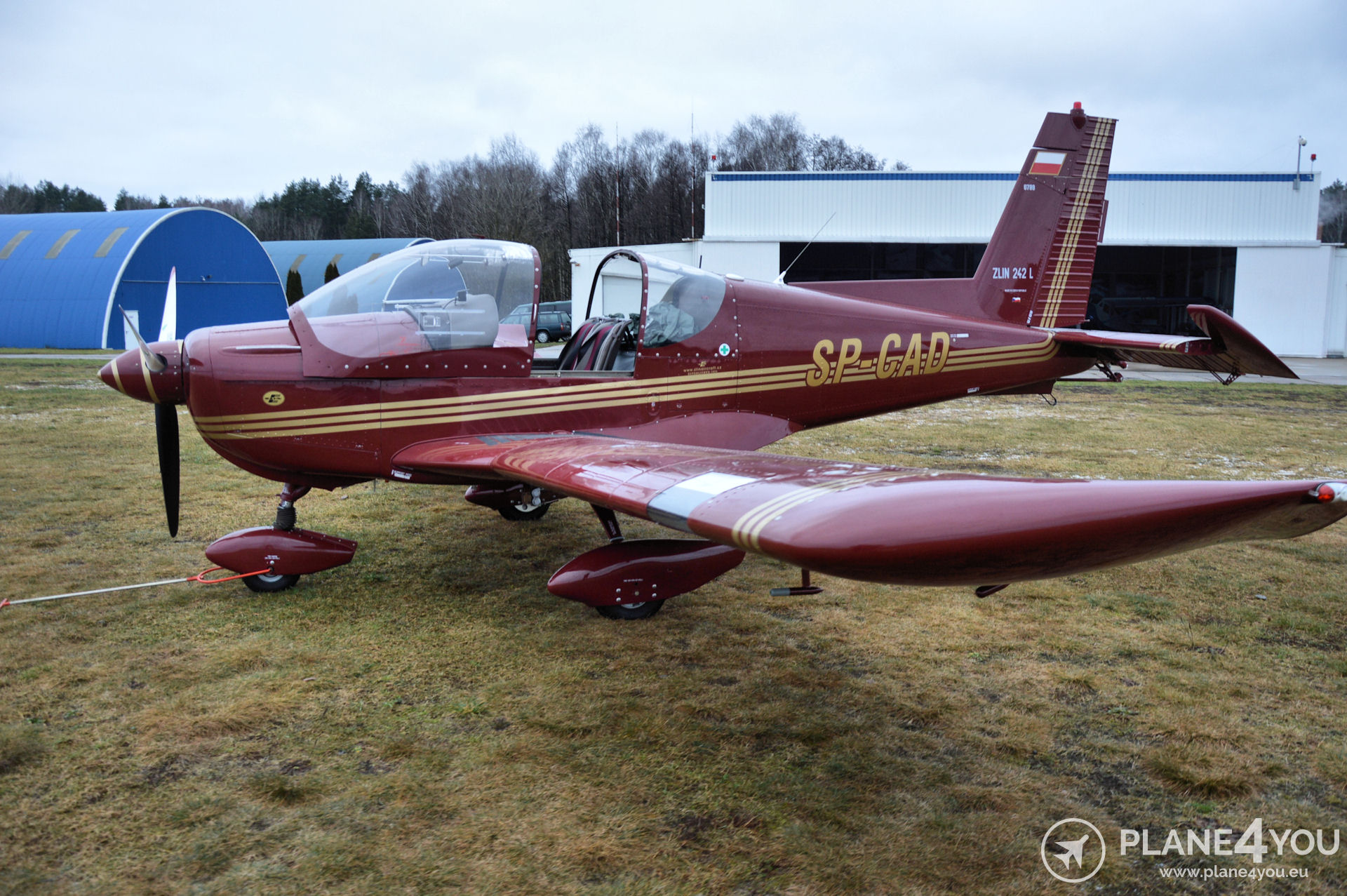 45  ZLIN Z-242L SP-CAD | Sold aircraft | Plane4You Aircraft
