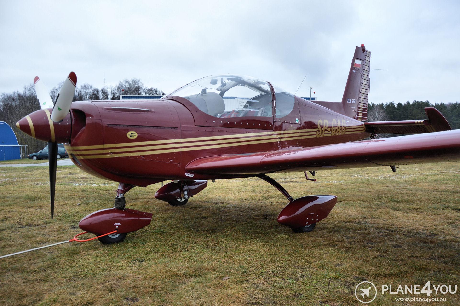 45  ZLIN Z-242L SP-CAD | Sold aircraft | Plane4You Aircraft Sales Center