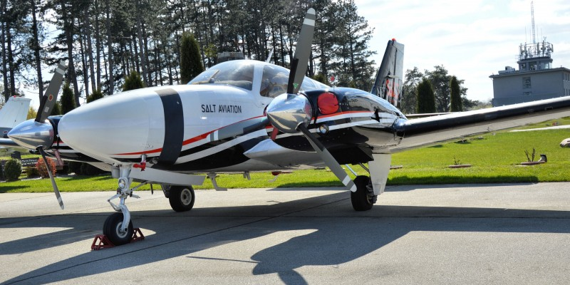 Beechcraft Baron 58P SP-KBL
