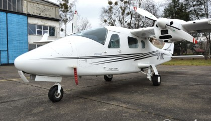 Tecnam P2006T SP-MAC