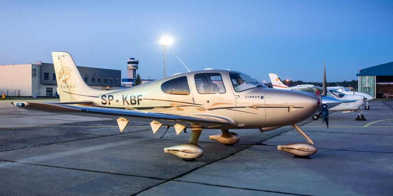 Cirrus SR22 G3 Turbo SP-KBF