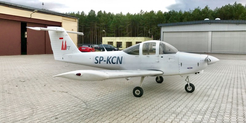 Piper PA38 Tomahawk SP-KCN