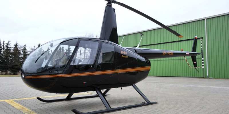 Robinson R44 Astro SP-HOW