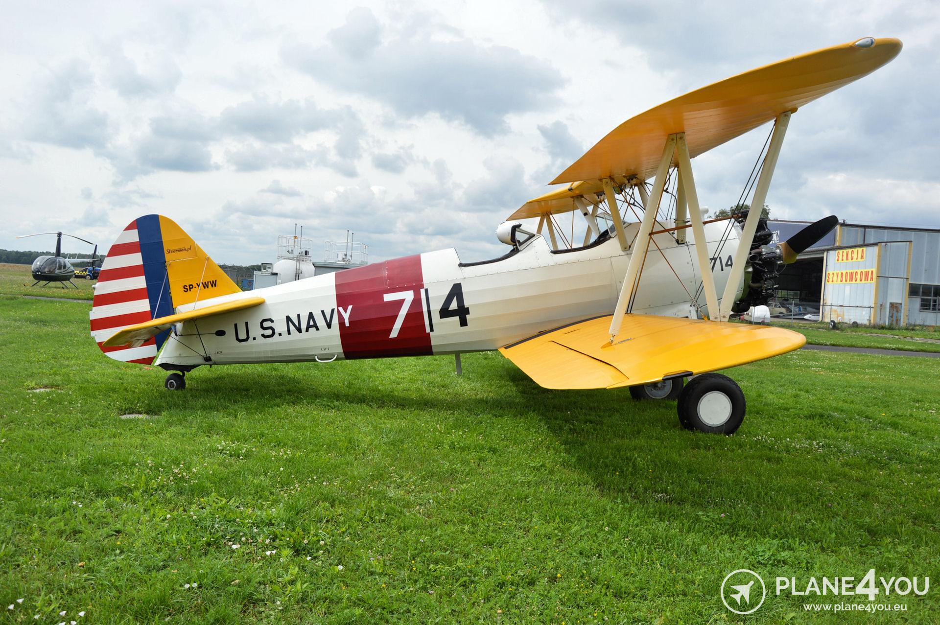 88  BOEING B75 STEARMAN SP-YWW   Sold aircraft   Plane4You Aircraft
