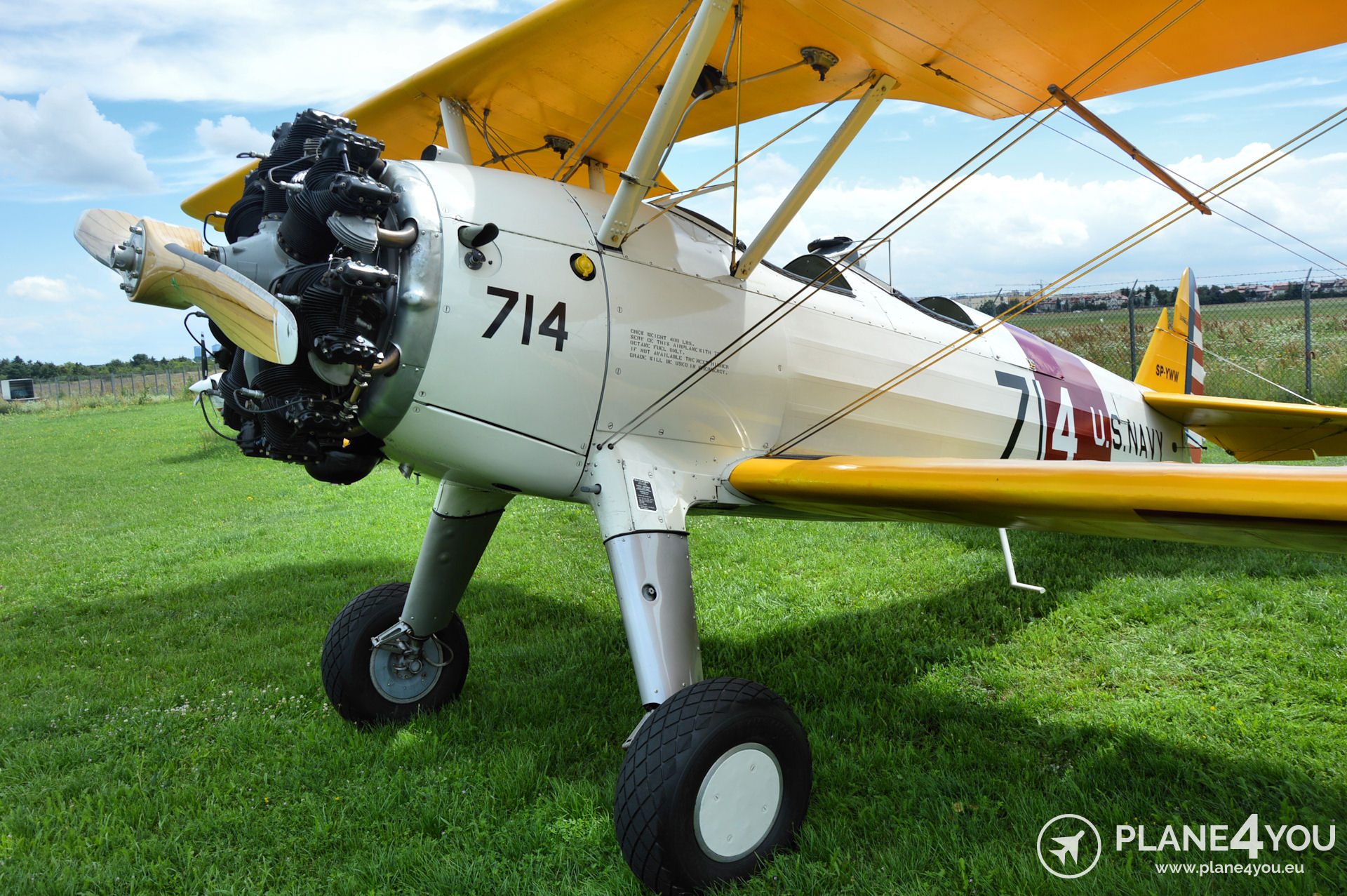 88  BOEING B75 STEARMAN SP-YWW | Sold aircraft | Plane4You Aircraft