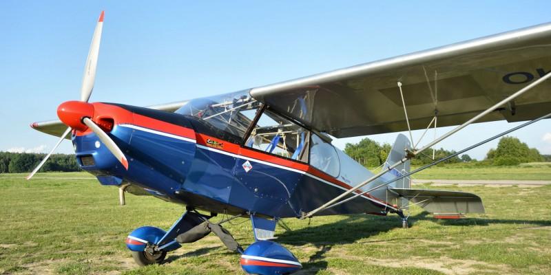 Ultralight Aircraft: Found 4 Offers. TULAK UL OK NUA23