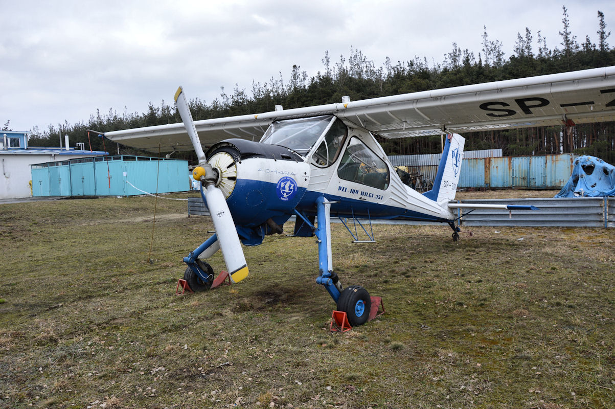 PZL-104 WILGA 35 | Single-engine aircraft | Plane4You