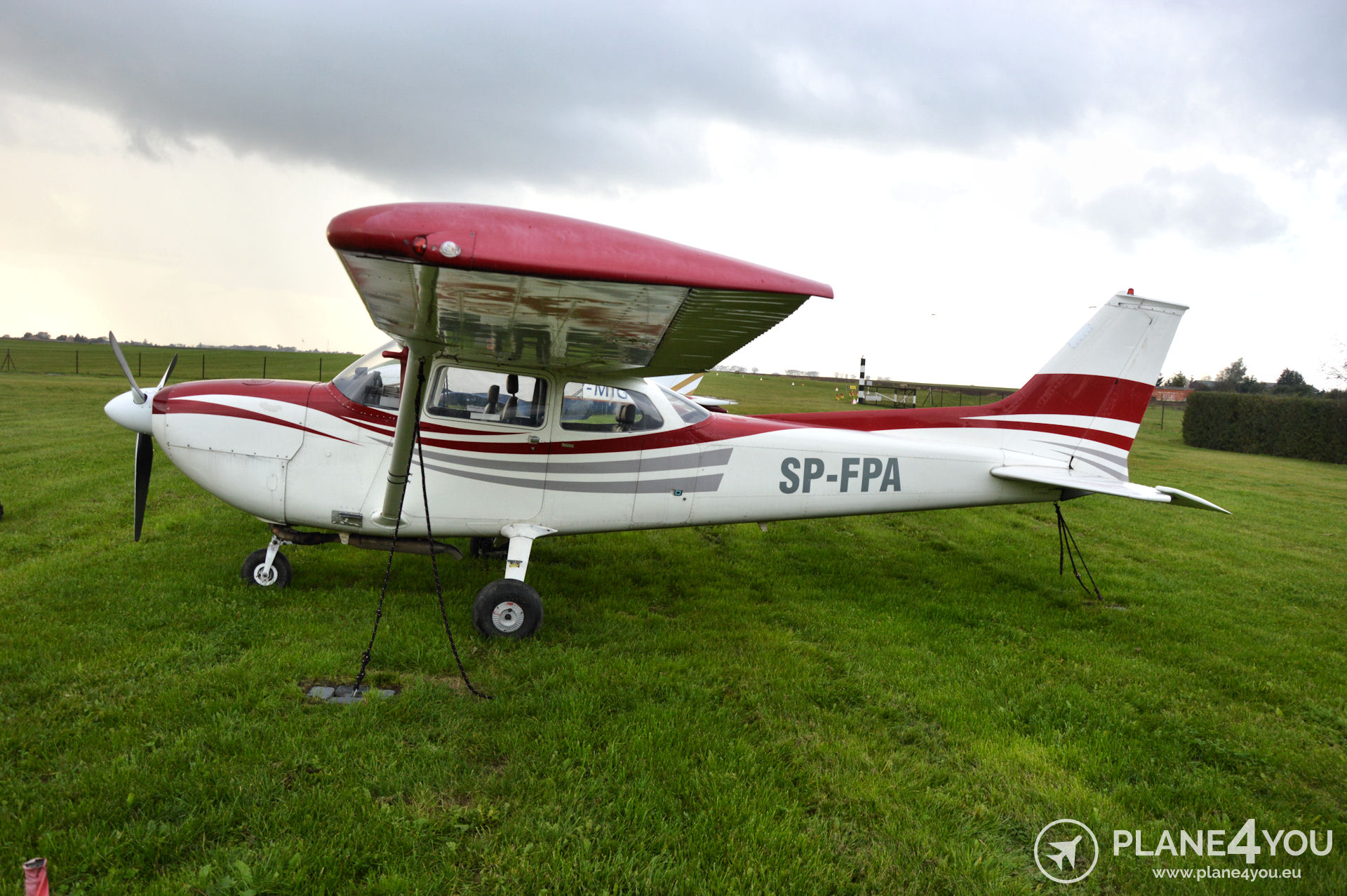 96  Cessna FR172J SP-FPA | Sold aircraft | Plane4You