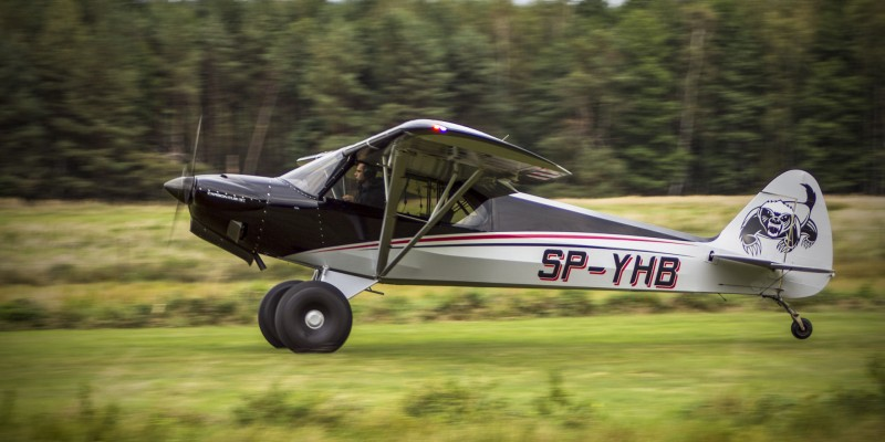 Carbon Cub EX SP-YHB