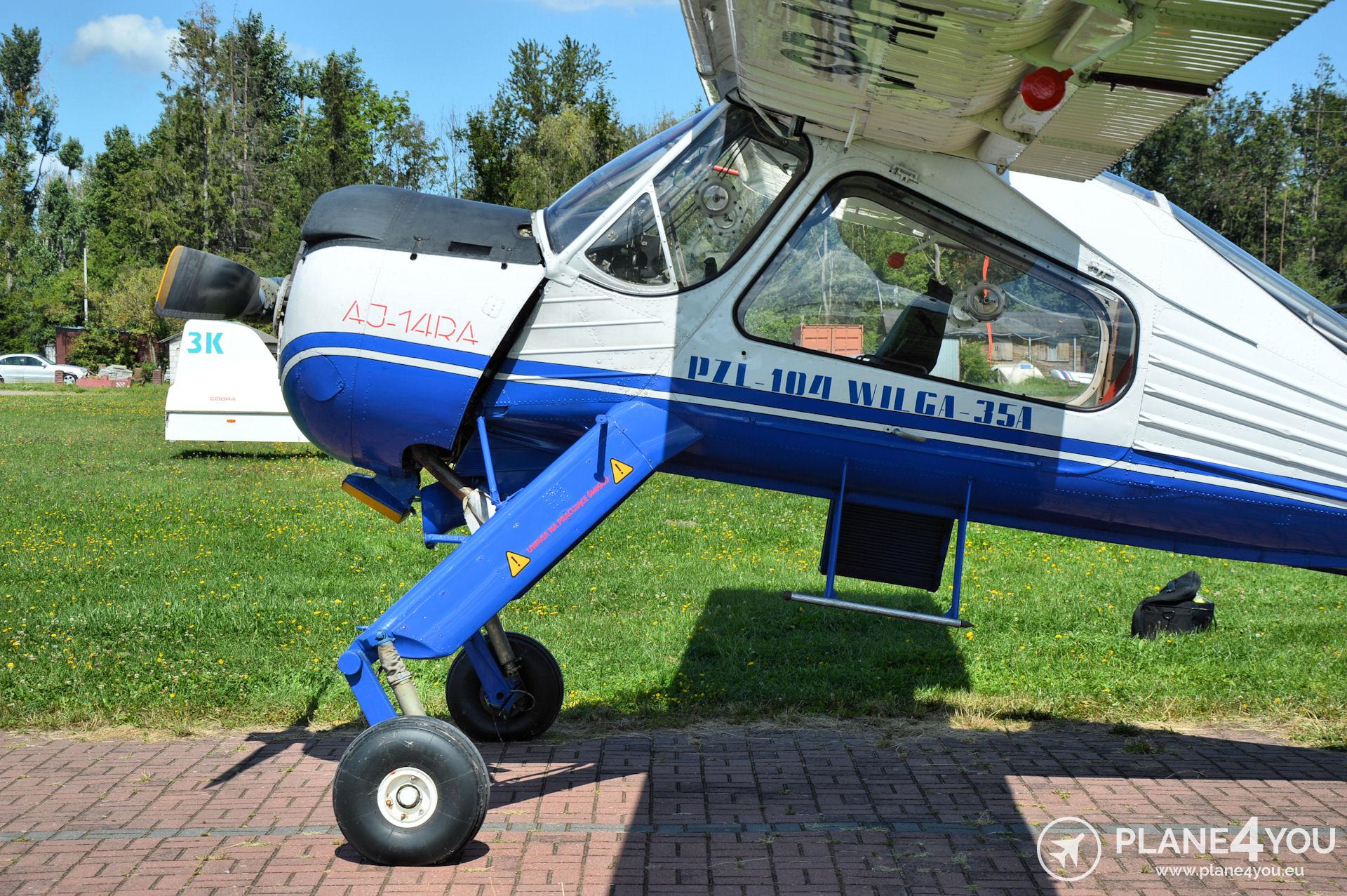 119  PZL104 Wilga 35A SP-AHY   Sold aircraft   Plane4You