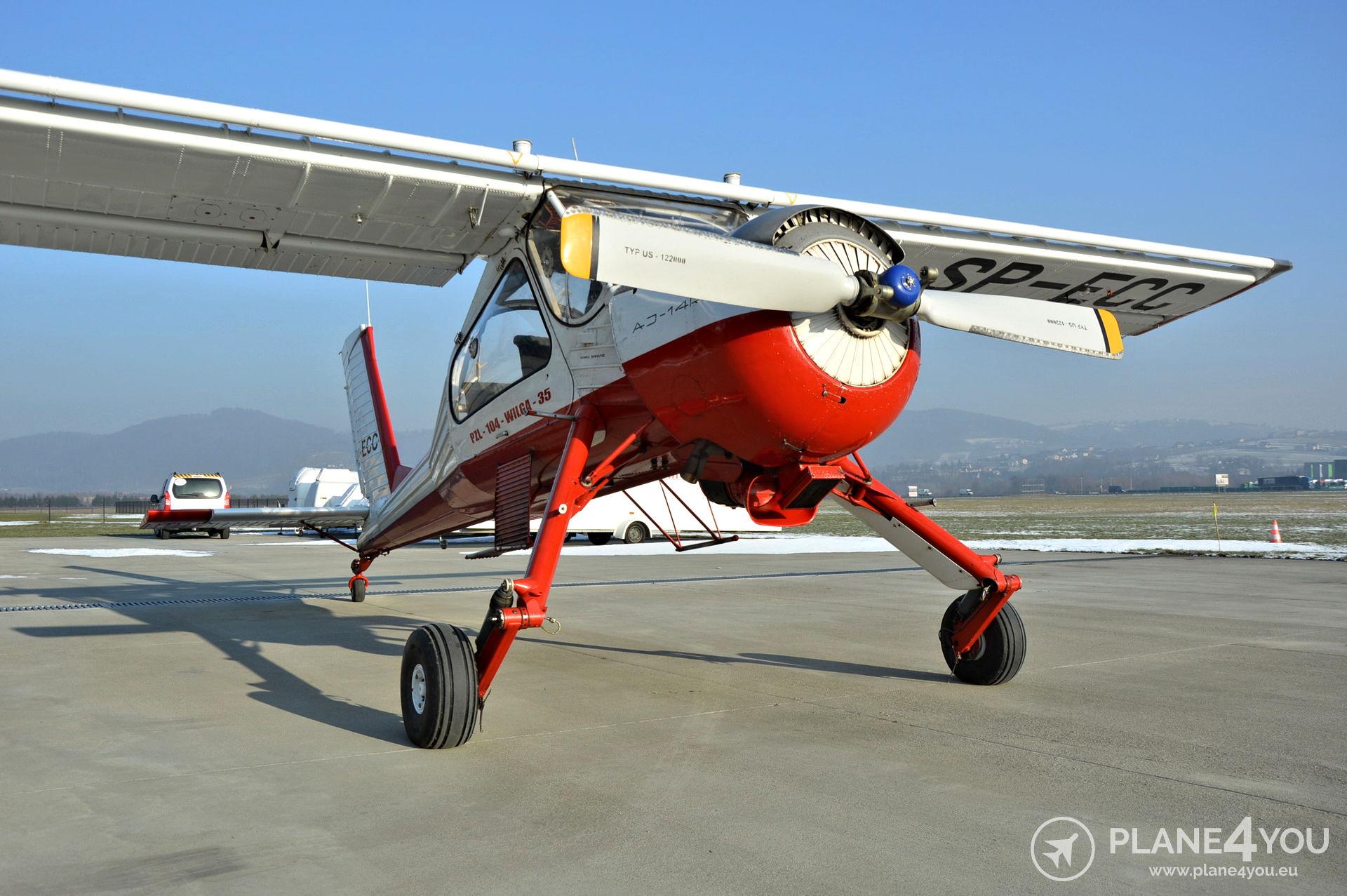 Pzl wilga aircraft