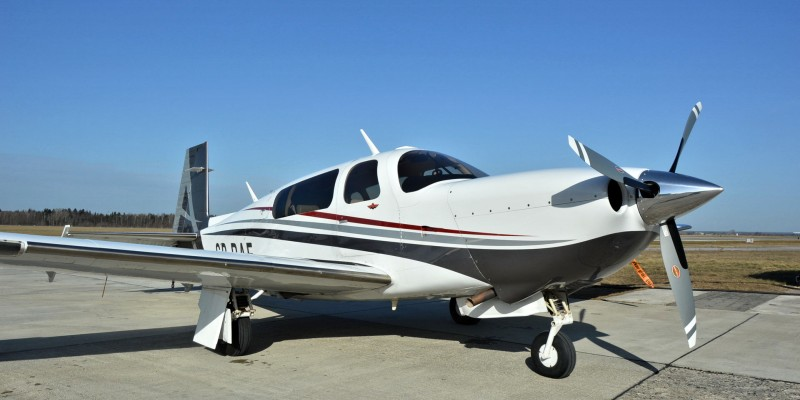 Mooney M20TN Acclaim SP-RAE
