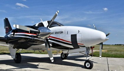 Beechcraft Baron 58P SP-KBL Project